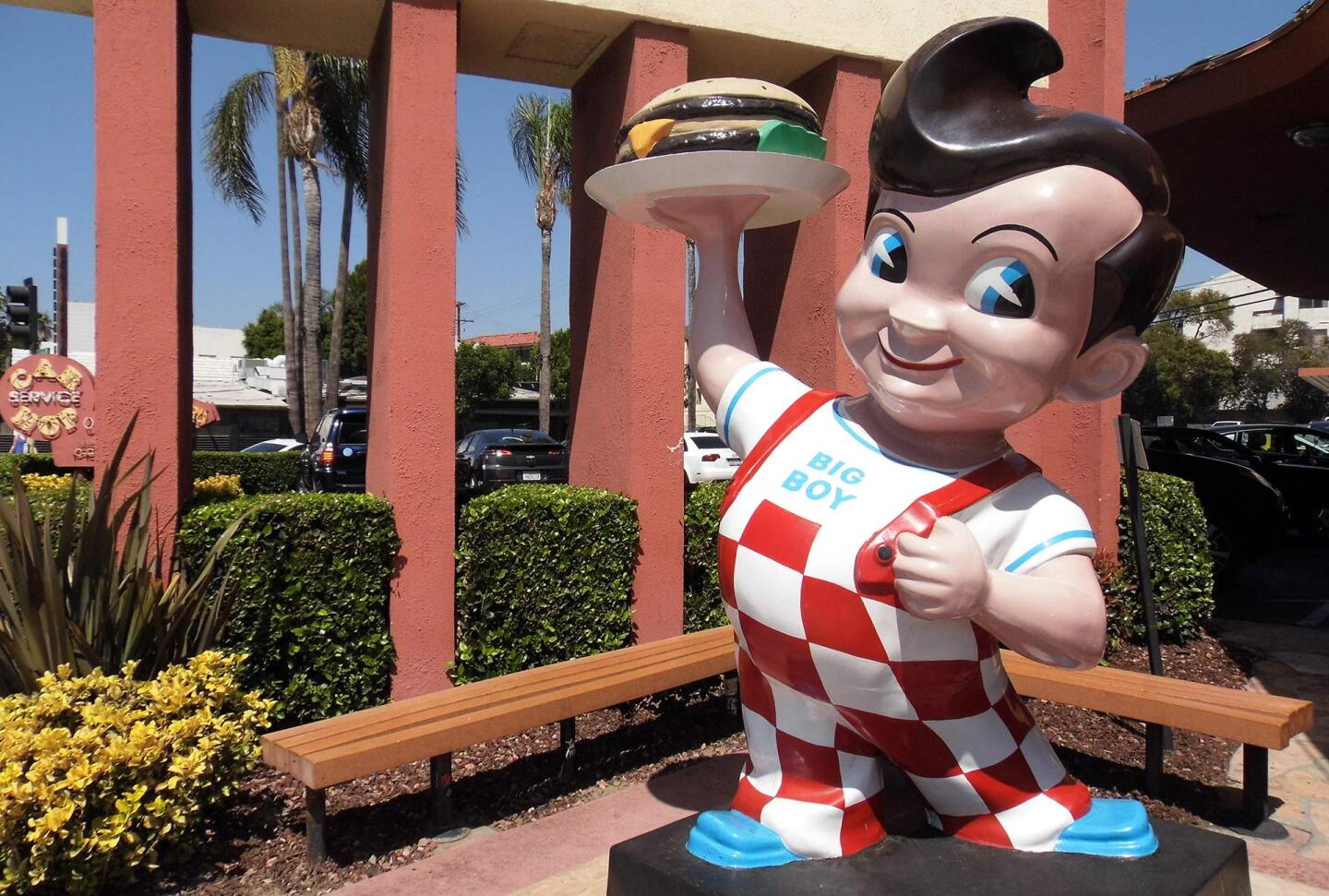 Bob's Big Boy in Toluca Lake | Sandi Hemmerlein