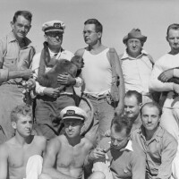 Velero III personnel, 2nd expedition, 1932-1933 | Allan Hancock Foundation Collection, USC Libraries