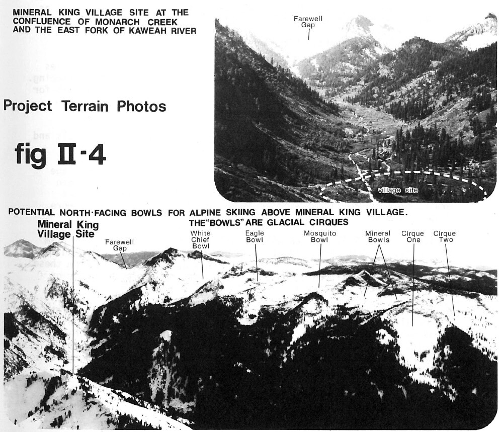 Project Terrain: Diagram from the U.S. Forest Service's 1976 Final Environmental Statement