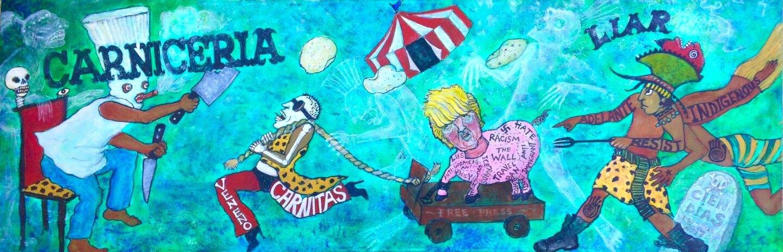 """""""The Butcher"""" by CiCi Segura Gonalez"""