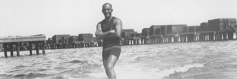 George Freeth, surfer
