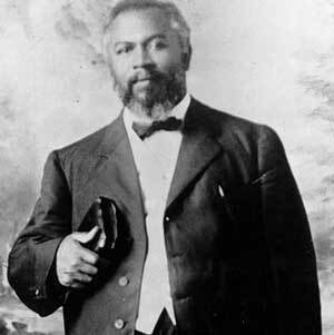 William Joseph Seymour circa 1910s | Wikicommons