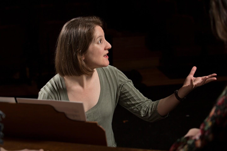 "Lisa Bielawa is the composer of ""Vireo."" | Photo: Matt Gush"