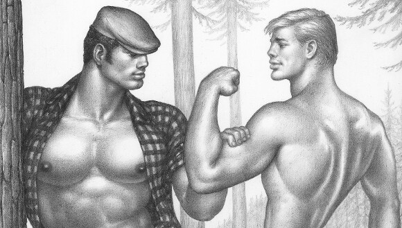 Untitled, 1968, Courtesy Tom of Finland Foundation
