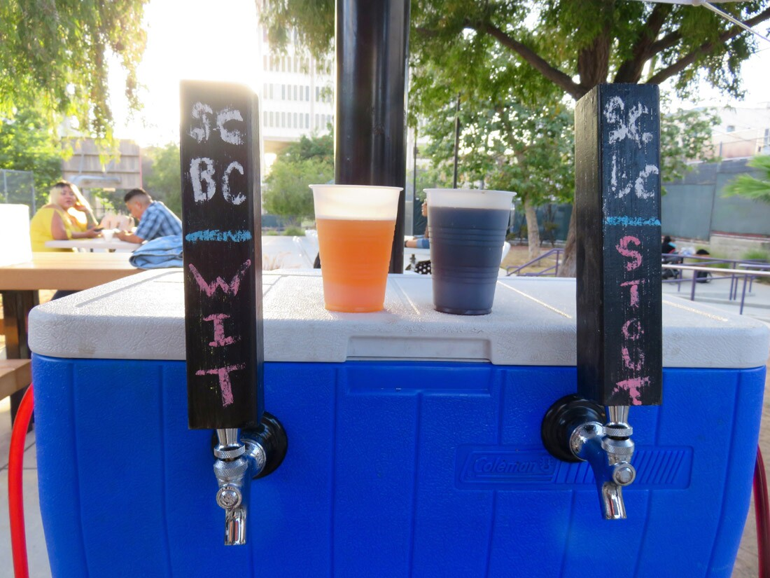 South Central Beers | Sarah Bennett