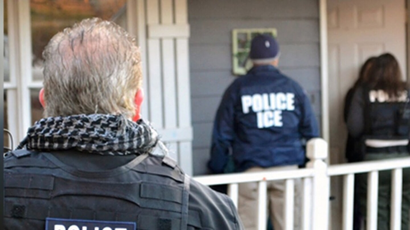 Immigrant Communities in Fear as Trump Ups ICE Raids Targeting Sanctuary Cities
