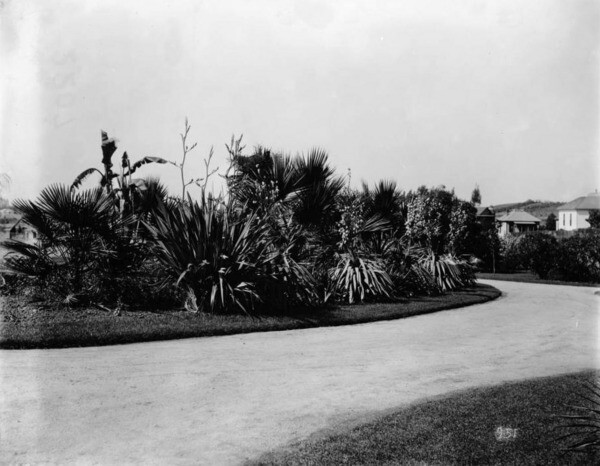 Prospect Park in the Los Angeles suburb of Brooklyn Heights. Courtesy of the USC Libraries - California Historical Society Collection.