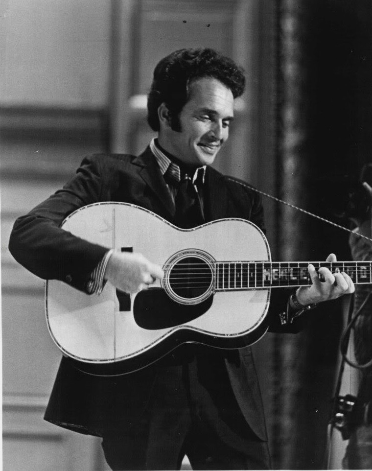 Merle Haggard, Country Music Association's performer of the year in 1971. | Country Music Association / Wikicommons