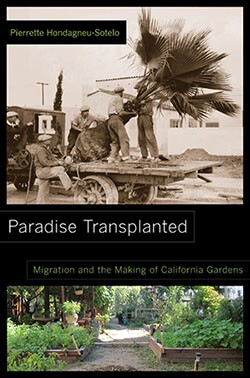 """Cover of """"Paradise Transplanted"""""""
