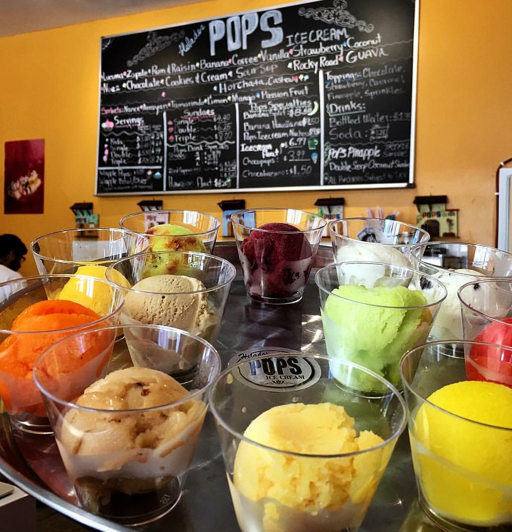 Helados Pops ice cream   Courtesy of Helados Pops