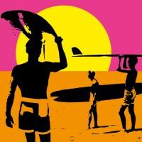 "John Van Hamersveld ""Endless Summer"""