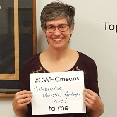 Dr. Catherine Plonka, Volunteer Medical Director | Courtesy of Chicago Women's Health Center