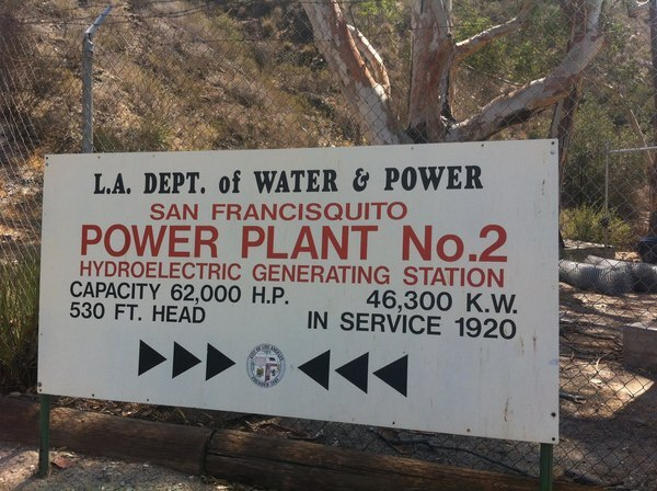Power Plant #2 marker | Photo: Hadley Meares
