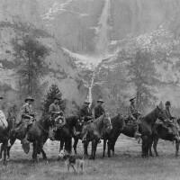 Explorers in Yosemite National Park | Public Domain