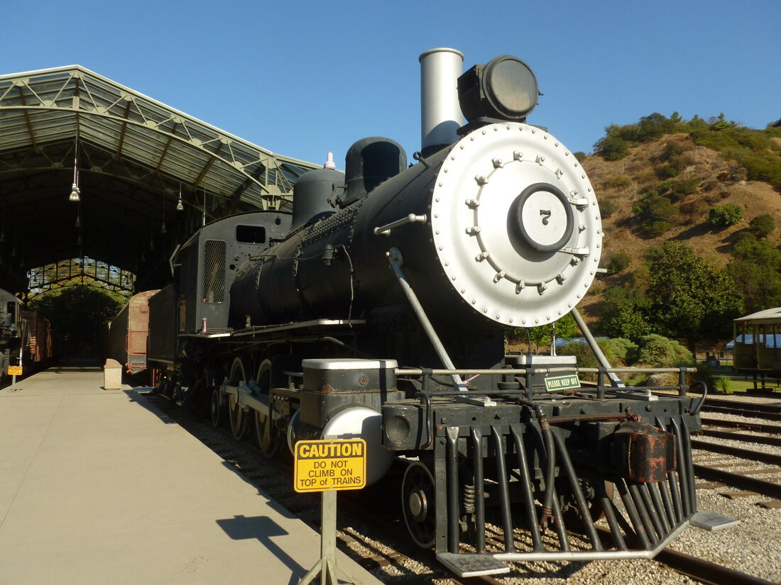 Travel Town Museum (1)