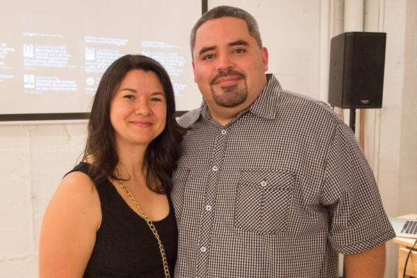 Gregorio Rojas and Liliana Monge, founders of Sabio | Photo courtesy of Sabio