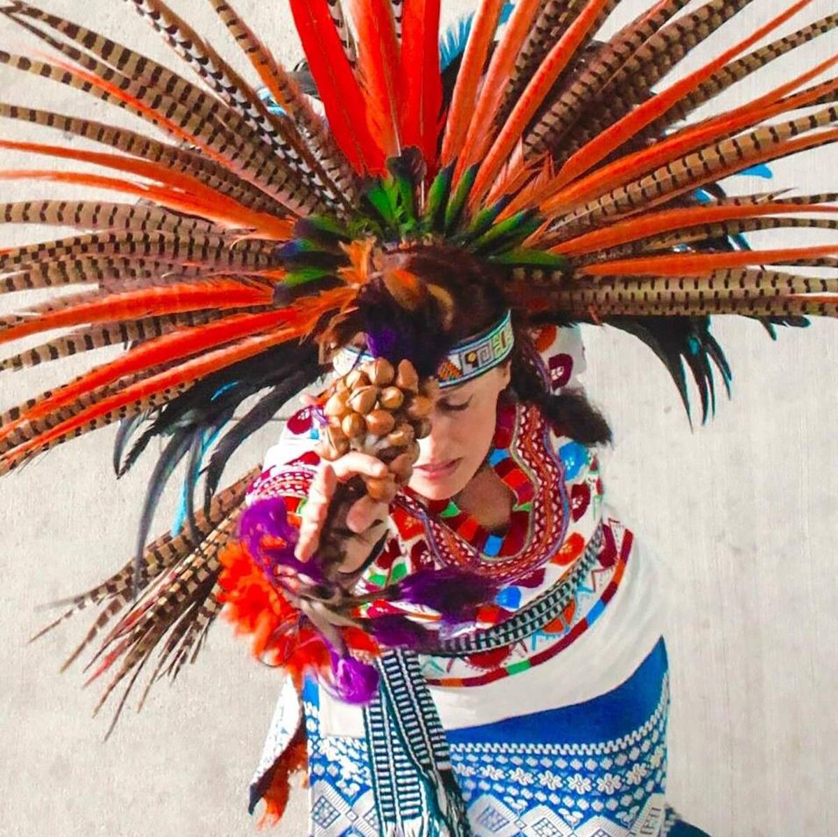 Veronica Valadez dances | Courtesy of Veronica Valadez