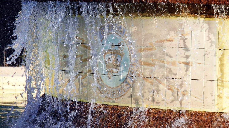 Electric Fountain, Glenarm Power Plant