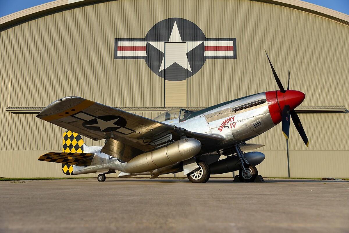 North American P-51D Mustang | U.S. Air Force