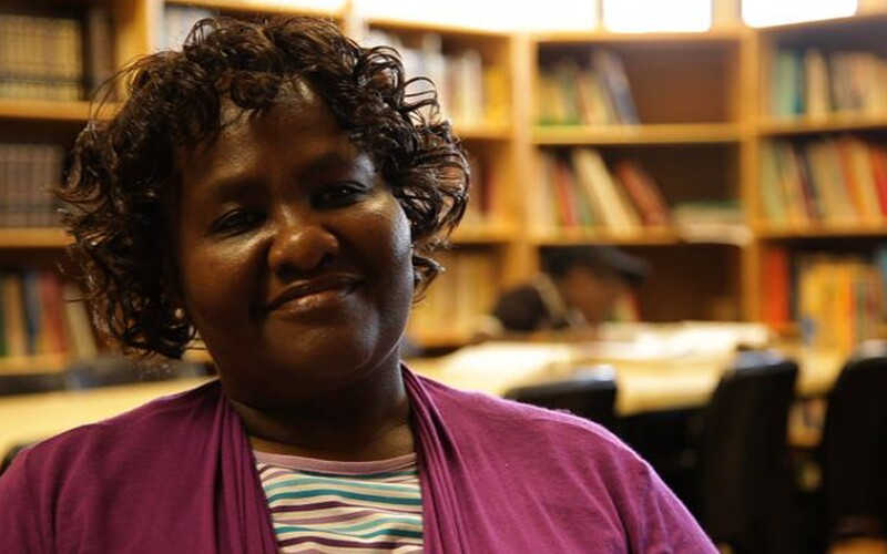 Rita Mkwanazi is the general manager for Arekopaneng Child and Youth Development Centre in Orange Farm, South Africa.