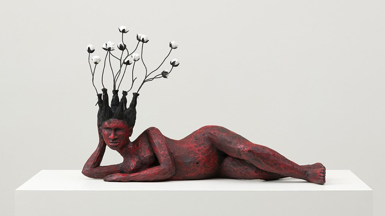 """Bitter Crop,"" Alison Saar, 2018 | Courtesy of the Benton Museum of Art at Pomona College, Claremont, CA"