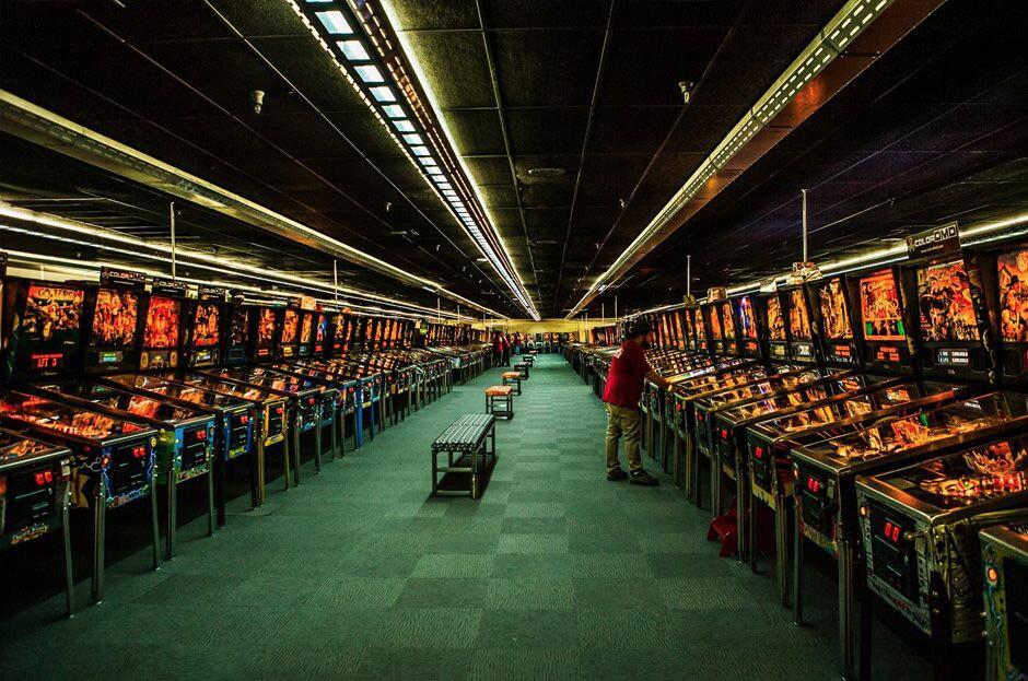 museum of pinball