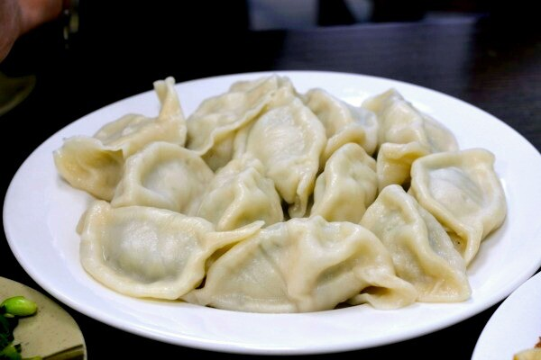 Qingdao Dumpling | Photo by Clarissa Wei