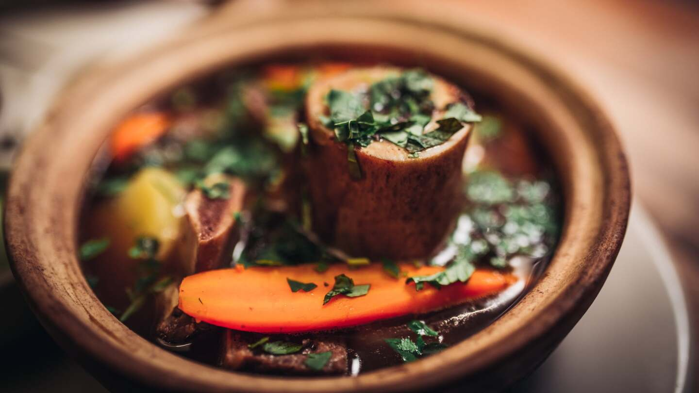 Cassia's pot au feu | Courtesy of Life & Thyme