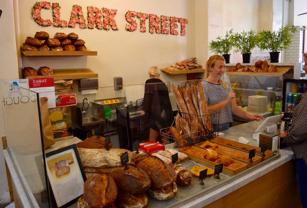 Clark Street Bread at Grand Central Market | Danny Jensen