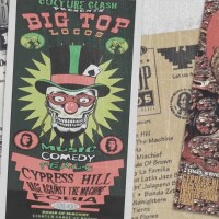 "Performance posters during the anti-187 campaign | Still from ""187"""