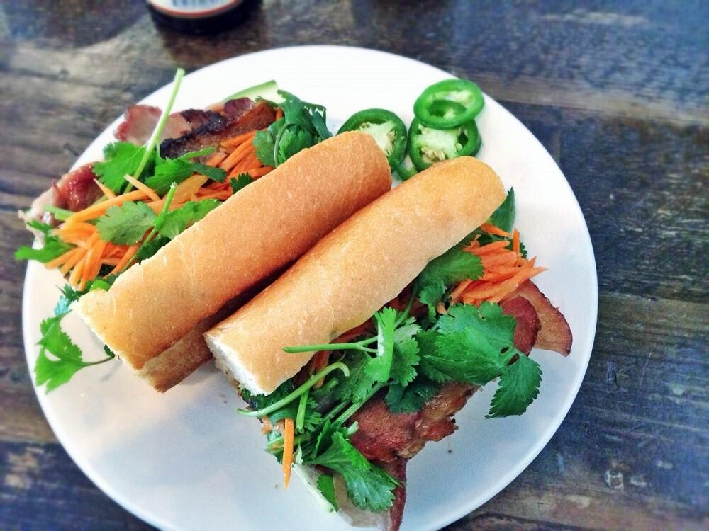 Pork bahn mi | T.Tseng/Flickr