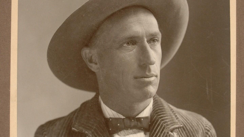 Charles Lummis portrait