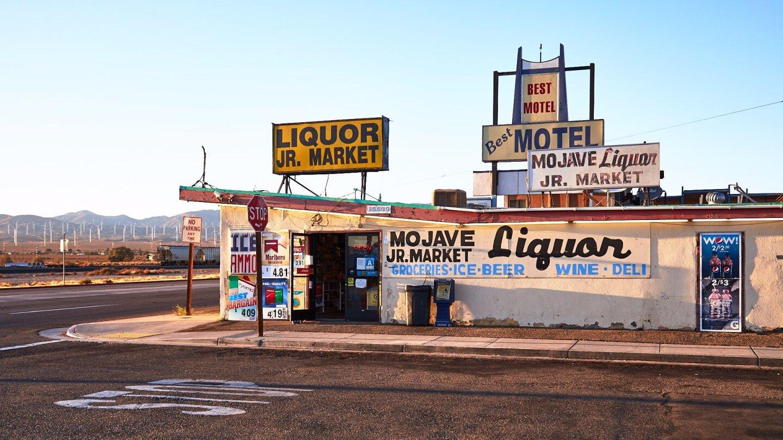 Stop-Liquor Jr Market – Mojave, CA – 2016 | Osceola Refetoff