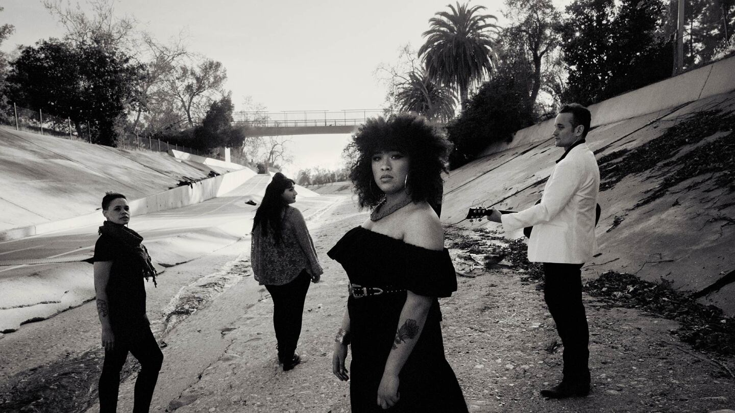 The Eagle Rock Gospel Singers by the Los Angeles River | Grant Westhoff