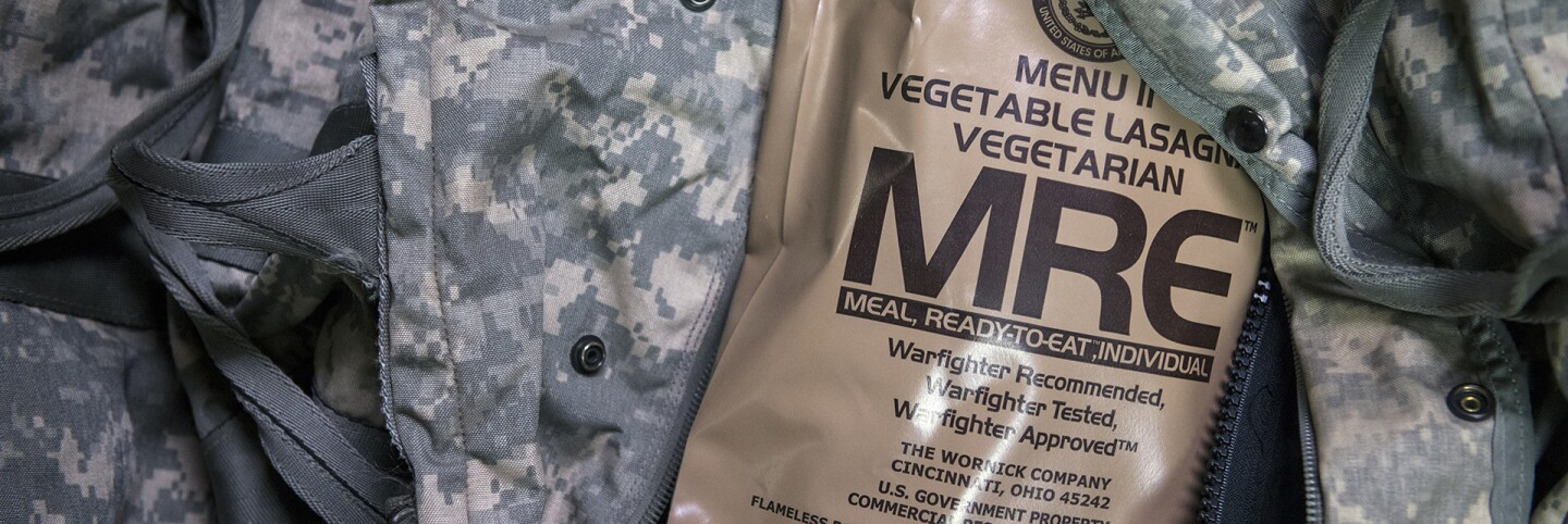 MRE | Airman Magazine/Flickr