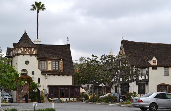 The property became a Los Angeles Historic-Cultural Monument in 1974 | Photo: Caitlin Meares