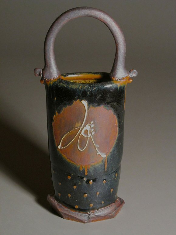 """Vase with Handle"" by Doug Lawrie"