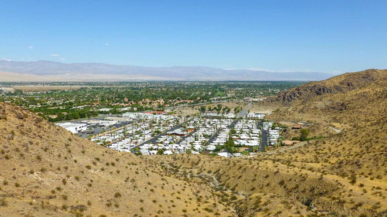 Araby trail Palm Springs