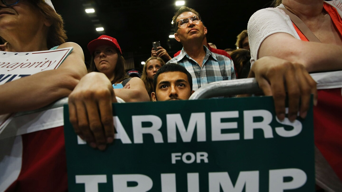Farmers for Trump