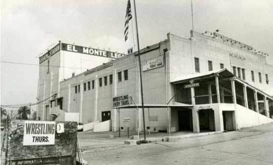 El Monte Legion Stadium ca. 1957 | Courtesy of Art Laboe Archives