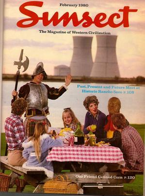 Sunsect Magazine parody by New West