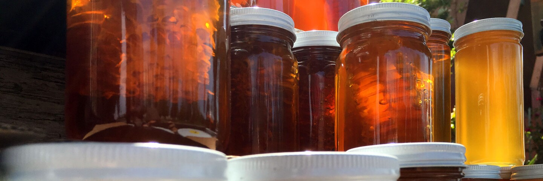 Victor Jaramillo Soriano's Honey Products | Oliver Wang