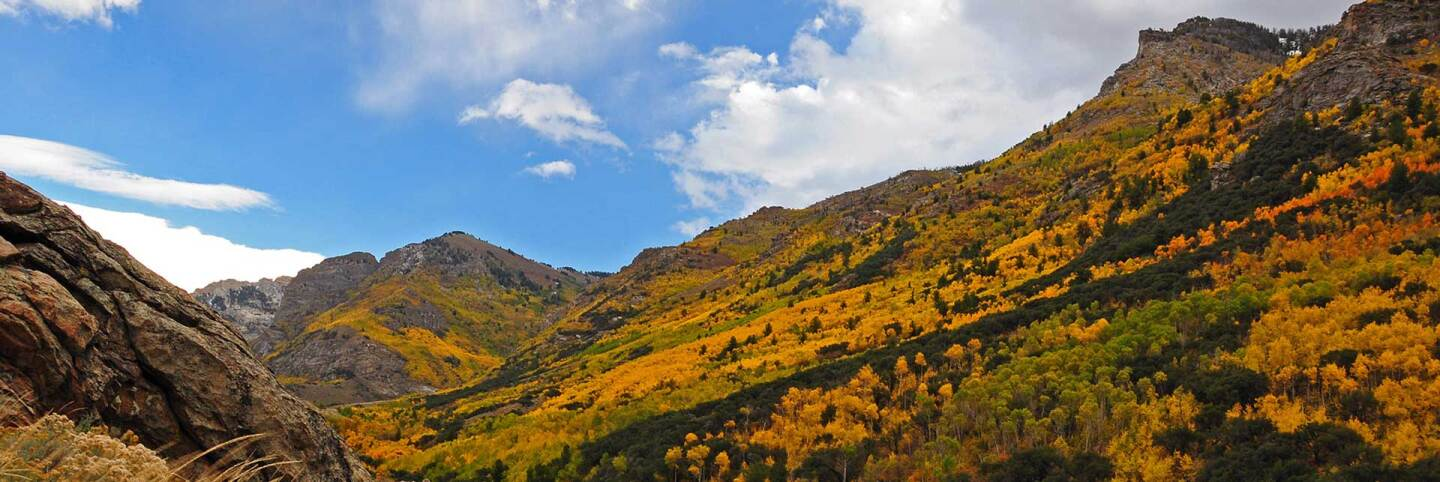 Sen. Catherine Cortez Masto introduced a bill to protect the Ruby Mountains, pictured here, from oil and gas development. | U.S. Department of Agriculture/Creative Commons License