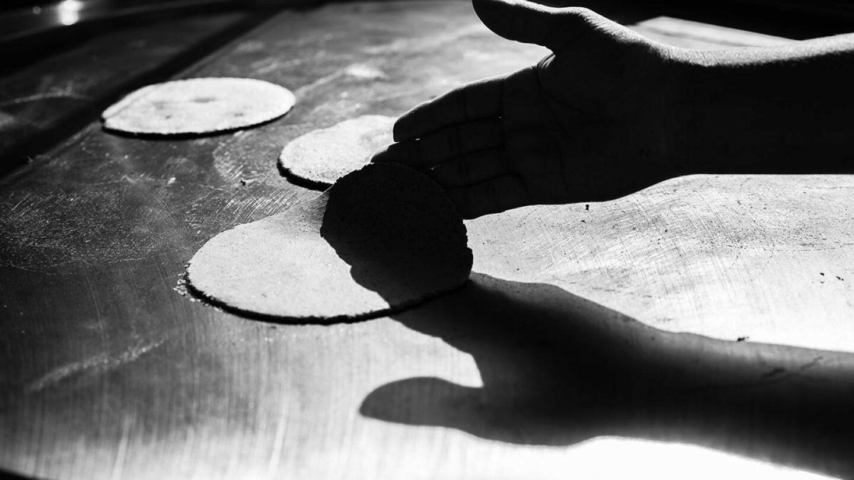 Hands making taco | Jim Sullivan TMKs3