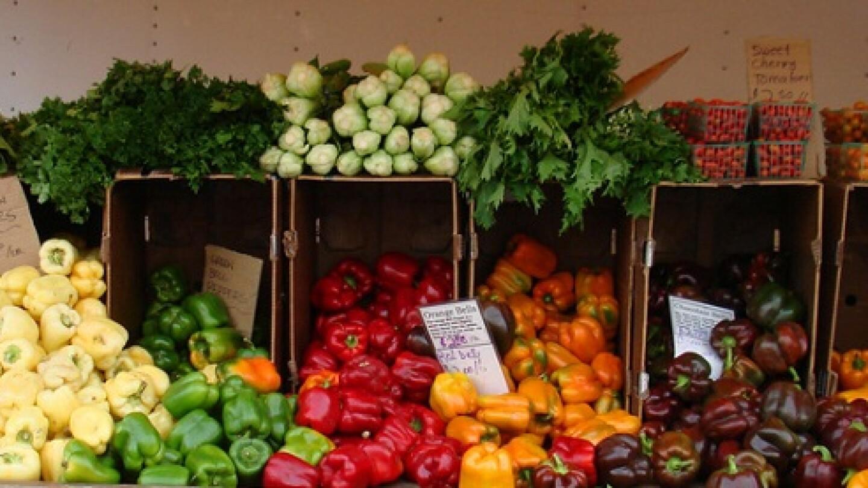 Produce at the Hollywood Farmers Market (Photo: John Lopez)