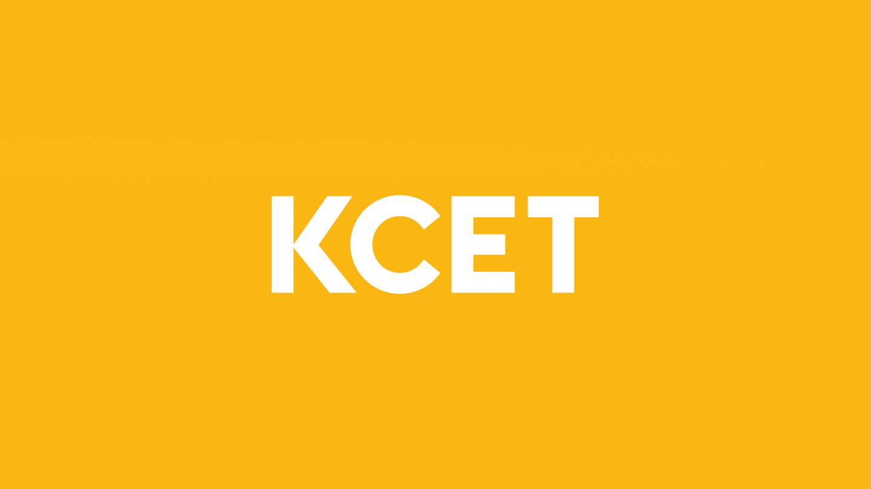 KCET Logo Card