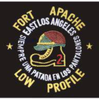 East Los Angeles Fort Apache Logo