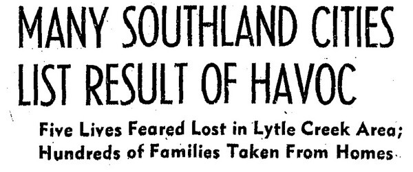 Many Southland Cities List Result of Havoc-thumb-600x251-24376