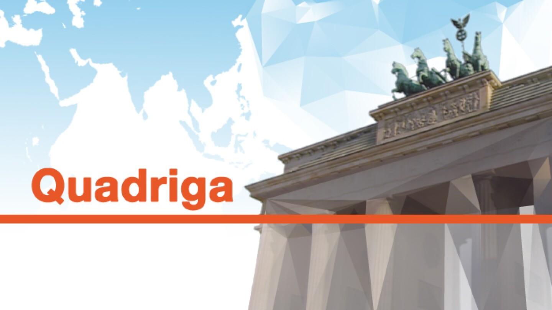 Quadriga - The International Talk Show