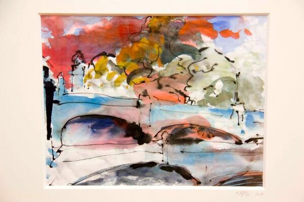 Kathy Metz's 'Afternoon Shadows'